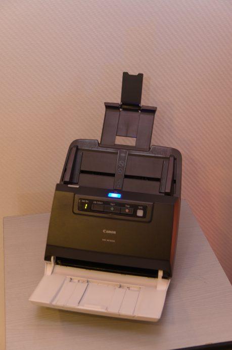 Canon DR-M160II szkenner bérlés