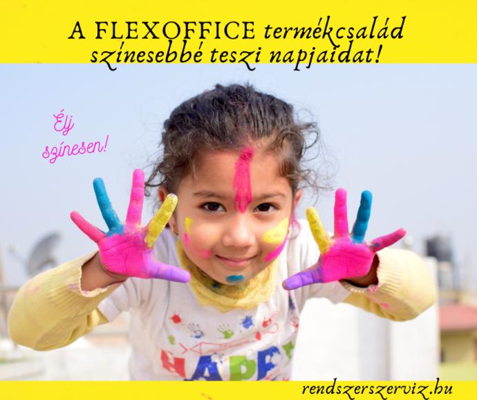 Flexoffice irodaszerek