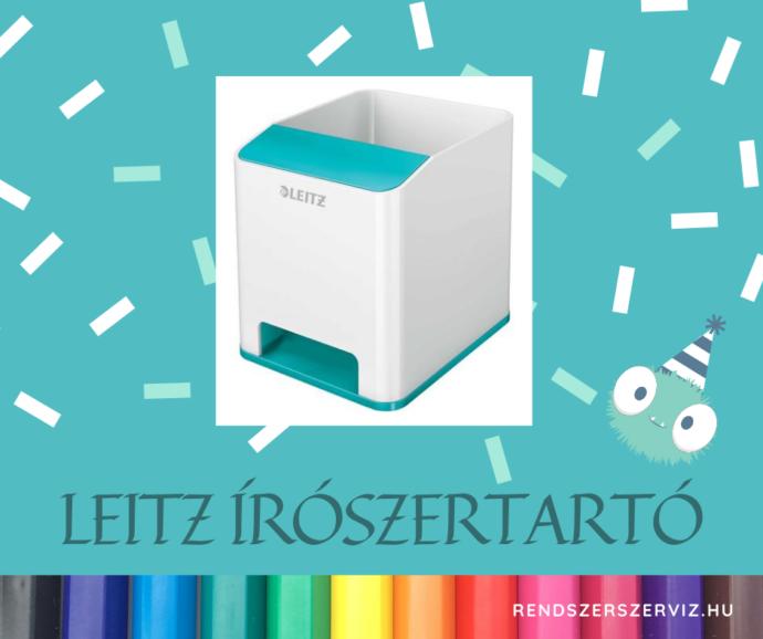 Leitz írószertartó
