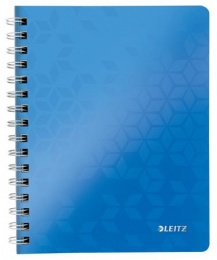 Leitz A5 spirálfűzet