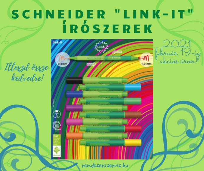 Schneider Link-It írószerek