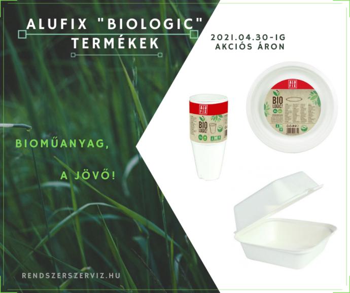 Alufix Biologic termékek