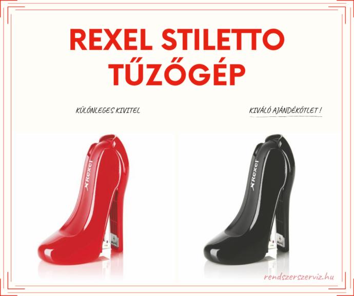 Rexel Stiletto tűzőgép